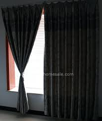 black blackout curtains bedroom black curtains for bedroom bedroom blackout curtains 1 red black