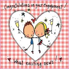 Congratulations On Engagement Card 34 Best Engagement Wishes Images On Pinterest Engagement Wishes
