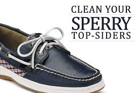 how to clean light suede shoes clean your sperry top siders clean my space