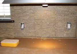 Tile Backsplash THE CAVENDER DIARY - Bamboo backsplash