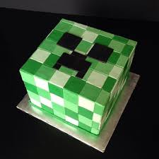 the 25 best creeper cake ideas on pinterest easy minecraft cake