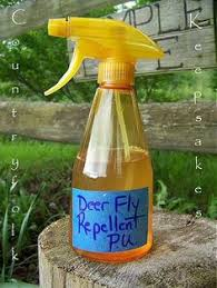 Backyard Fly Repellent Natural Deer Black Fly Repellant Recipe Good To Know Insect
