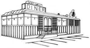 how to draw a diner step by step buildings landmarks u0026 places