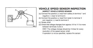 93 4runner v6 auto 4x4 speed sensor road block yotatech forums