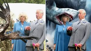 Prince Charles Meme - prince charles gets freaked out by eagle spawns brilliant new meme