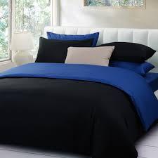 blue and black bedroom ideas modern bedroom with black blue bedding set ideas black blue plain