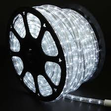 cool white led rope lights 148ft rlwl 148 ww direct lighting