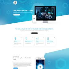 security joomla theme