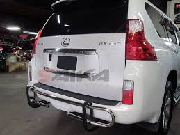 nissan rogue rear bumper protector saika enterprise u003cb u003e03 14 lexus gx470 gx460 u003c b u003e stainless steel