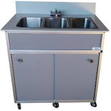 Shop Portable Sinks At Lowescom - Kitchen sink portable