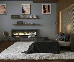 Bedroom IdeasMasculine Bedroom Design With Orange Chair And - Ideas for mens bedrooms