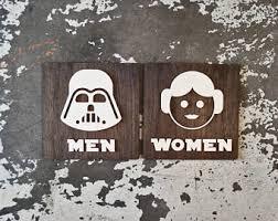 Funny Bathroom Gifts Funny Bathroom Signs Etsy