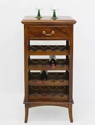 weinregale laden weinregal flaschenregal minibar massivholz mit tablett im
