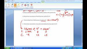ph practice worksheet youtube