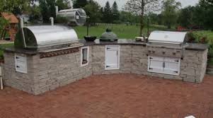 outdoor kitchens spellacy u0027s turf lawn inc