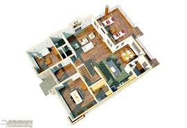 3d Floor Plan Rendering | 3d floor plan quality 3d floor plan renderings