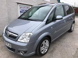 vauxhall meriva design 1 6 only 56k miles 2195 in plymouth
