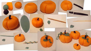 make a halloween cake how to make a fondant pumpkin an easy adorable halloween cupcake