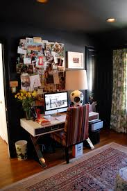 home office ceiling lighting furniture desk designs with area rug and bulletin board also