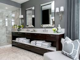 atmosphere interior design bathrooms gray walls gray wall