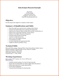 Business Analyst Resumes Examples by Sample Data Analyst Resume Free Resume Example And Writing Download