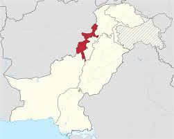 Pakistan On The Map Federally Administered Tribal Areas Wikipedia