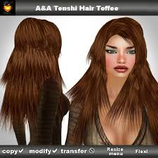 step cut hairstyle pictures second life marketplace a a tenshi hair toffee straight but