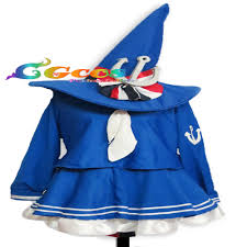 blue witch costume compare prices on wadanohara cosplay costume online shopping buy