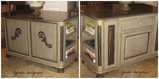 Special Paint For Kitchen Cabinets Lynda Bergman Decorative Artisan Special Tuscan Finish I Painted