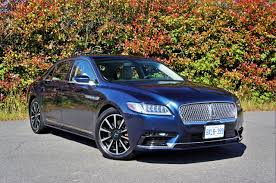 lincoln 2017 car 2017 lincoln continental reserve 3 0l awd the car magazine