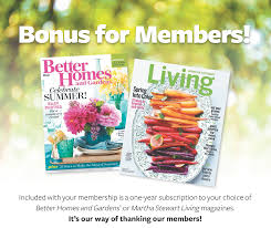 better homes u0026 gardens magazine subscription program american