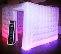 Inflatable Photo Booth The Led Lighting Inflatable Photo Booth Is Newly Produced