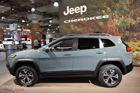 jeep cherokee trailhawk custom new cherokee vs new forester offroad ability page 2 subaru