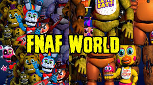five nights at freddy s halloween update five nights at freddy u0027s world download