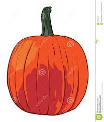 halloween clipart no background pumpkin clipart stock vector image 46355099