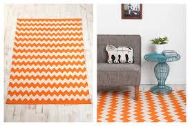 Modern Orange Rugs by Orange Rug Target Rugs Ideas