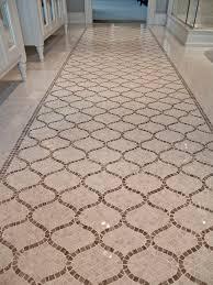 Marble Mosaic Floor Tile Mosaic Marble Bathroom Floor Design Ideas Non Slip Floor Tiles