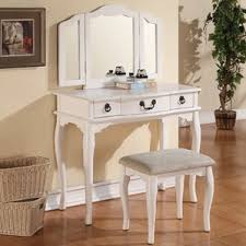 Small Mirrored Vanity Makeup Tables And Vanities You U0027ll Love Wayfair