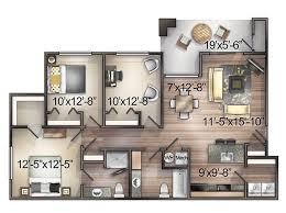 3 bedroom apartments wichita ks chisholm lake apartments builder s inc