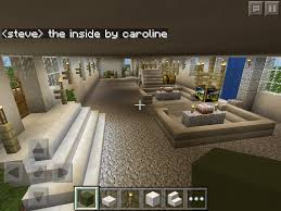 The Inside Of The White House This Is The Inside Of The White House That I Built Minecraft