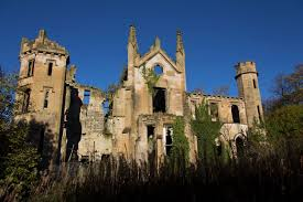 in pictures scotland u0027s spooky and creepy abandoned locations