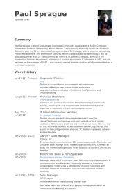 Intern Resume Examples by It Intern Resume Samples Visualcv Resume Samples Database