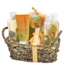 beauty gift baskets verdugo gift spa in a basket health personal care