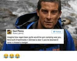 Bear Grylls Memes - 25 best memes about bear grylls bear grylls memes