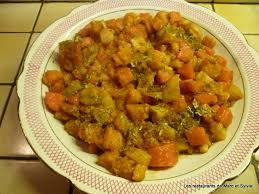 panais cuisine poêlée de panais carottes et patate douce les restaurants de marc
