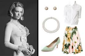 mad men dress how to dress like the women of mad men fashionista