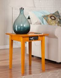 table l with usb charging port found it at wayfair orangetown side table with charging station