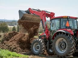 tractor bucket attachments loader attachments case ih