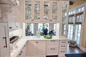 Types Of Glass For Kitchen Cabinet Doors Coffee Table Five Types Glass Kitchen Cabinets And Their Secrets
