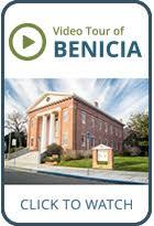 benicia california